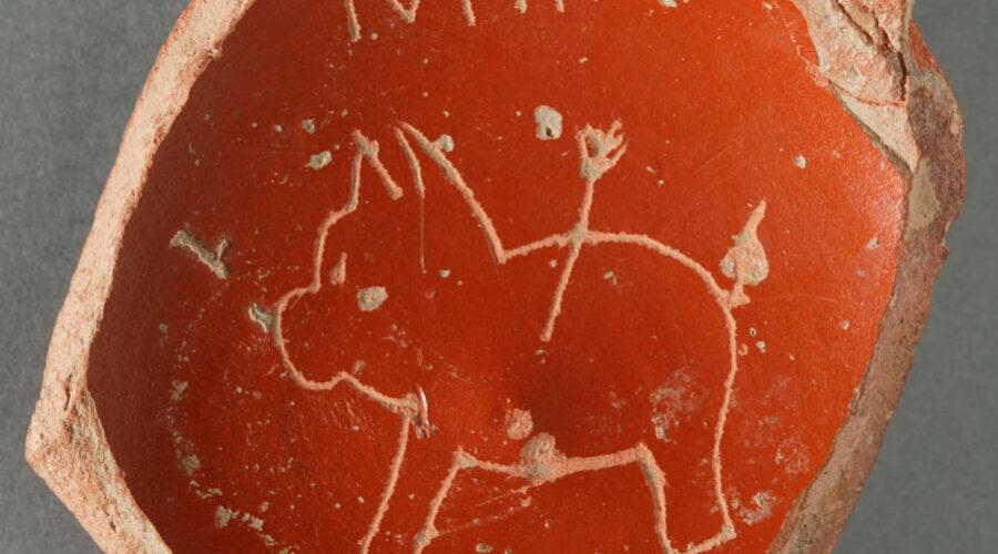 11459  (referencia a una ostraca denominada «Porky») –  Juan Inazio Hartsuaga